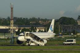 狛犬さんが、ホセ・マルティ国際空港で撮影したアビオン・エクスプレス A320-211の航空フォト(写真)
