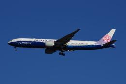 ・8・さんが、成田国際空港で撮影したチャイナエアライン 777-309/ERの航空フォト(写真)