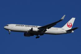 ・8・さんが、成田国際空港で撮影した日本航空 767-346/ERの航空フォト(写真)