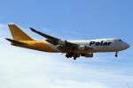 A-Chanさんが、成田国際空港で撮影したポーラーエアカーゴ 747-46NF/SCDの航空フォト(写真)