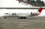 キハとエアバスさんが、青森空港で撮影したジェイ・エア CL-600-2B19 Regional Jet CRJ-200ERの航空フォト(写真)