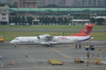 LEGACY-747さんが、台北松山空港で撮影したトランスアジア航空 ATR-72-600の航空フォト(飛行機 写真・画像)