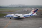 LEGACY-747さんが、新千歳空港で撮影したヴォルガ・ドニエプル航空 Il-76TDの航空フォト(飛行機 写真・画像)