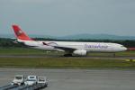 LEGACY747さんが、新千歳空港で撮影したトランスアジア航空 A330-343Xの航空フォト(写真)