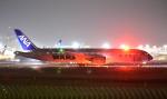 kamerajiijiさんが、成田国際空港で撮影した全日空 787-9の航空フォト(写真)