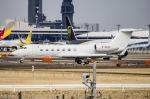 もりやんさんが、成田国際空港で撮影した東方公務航空の航空フォト(写真)