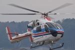 筑波のヘリ撮りさんが、つくばヘリポートで撮影した朝日新聞社 MD 900/902の航空フォト(写真)