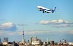 S-Hawkさんが、羽田空港で撮影した全日空 777-281の航空フォト(飛行機 写真・画像)
