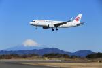 prado120さんが、静岡空港で撮影した中国東方航空 A320-214の航空フォト(写真)
