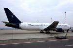 sky77さんが、ミラノ・マルペンサ空港で撮影したブルー・パノラマ・エアラインズ 767-3X2/ERの航空フォト(写真)