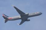 sky77さんが、ミラノ・マルペンサ空港で撮影したアメリカン航空 767-323/ERの航空フォト(写真)