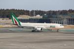 utarou on NRTさんが、成田国際空港で撮影したアリタリア航空 A330-202の航空フォト(写真)