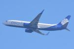 sky77さんが、ミラノ・マルペンサ空港で撮影したベラヴィア航空 737-8ZMの航空フォト(写真)