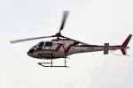 もぐ3さんが、福岡空港で撮影した西日本空輸 AS350B3 Ecureuilの航空フォト(写真)