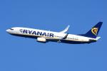 sky77さんが、ミラノ・マルペンサ空港で撮影したライアンエア 737-8ASの航空フォト(写真)