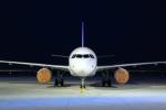 安芸あすかさんが、北九州空港で撮影した中国企業所有 A319-115CJの航空フォト(写真)