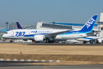 Tomo-Papaさんが、成田国際空港で撮影した全日空 787-8 Dreamlinerの航空フォト(写真)