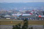 dianaさんが、台湾桃園国際空港で撮影したオーストリア航空 767-3Z9/ERの航空フォト(写真)