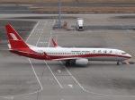 51ANさんが、羽田空港で撮影した上海航空 737-89Pの航空フォト(写真)