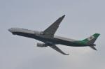 amagoさんが、関西国際空港で撮影したエバー航空 A330-302の航空フォト(写真)
