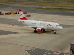 エアキヨさんが、ウィーン国際空港で撮影したオーストリア航空 A319-112の航空フォト(写真)