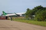 dianaさんが、台湾桃園国際空港で撮影した立栄航空 A321-211の航空フォト(写真)
