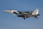 チャッピー・シミズさんが、小松空港で撮影した航空自衛隊 F-15DJ Eagleの航空フォト(写真)