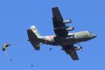 EXIA01さんが、習志野演習場で撮影した航空自衛隊 C-130H Herculesの航空フォト(写真)