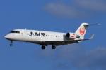 EXIA01さんが、福岡空港で撮影したジェイ・エア CL-600-2B19 Regional Jet CRJ-200ERの航空フォト(写真)