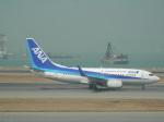 kakuteikiyosumiさんが、香港国際空港で撮影した全日空 737-781の航空フォト(飛行機 写真・画像)