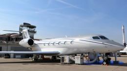 westtowerさんが、ル・ブールジェ空港で撮影したガルフストリーム・エアロスペース G-V-SP Gulfstream G500の航空フォト(写真)