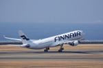 ひこ☆さんが、中部国際空港で撮影したフィンエアー A330-302Xの航空フォト(写真)