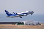 ひこ☆さんが、中部国際空港で撮影した全日空 737-781の航空フォト(写真)