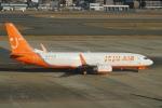 pringlesさんが、福岡空港で撮影したチェジュ航空 737-86Nの航空フォト(写真)