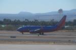 トシさんさんが、ツーソン国際空港で撮影したサウスウェスト航空 737-7H4の航空フォト(写真)