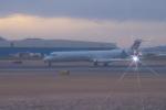 トシさんさんが、ツーソン国際空港で撮影したメサ・エアラインズ CL-600-2D24 Regional Jet CRJ-900ERの航空フォト(写真)