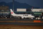 FRTさんが、松山空港で撮影したジェイエア ERJ-170-100 (ERJ-170STD)の航空フォト(飛行機 写真・画像)