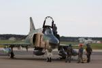 元青森人さんが、三沢飛行場で撮影した航空自衛隊 RF-4E Phantom IIの航空フォト(写真)