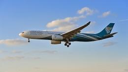 航空フォト:A4O-DE オマーン航空 A330-300
