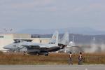 元青森人さんが、千歳基地で撮影した航空自衛隊 F-15J Eagleの航空フォト(写真)