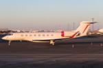 SFJ_capさんが、羽田空港で撮影したPrivate Gulfstream G650ER (G-VI)の航空フォト(写真)
