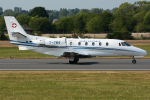 Tomo-Papaさんが、フェアフォード空軍基地で撮影したスイス空軍 560XL Citation Excel/XLSの航空フォト(写真)