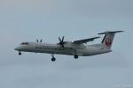 やまちゃんKさんが、那覇空港で撮影した琉球エアーコミューター DHC-8-402Q Dash 8 Combiの航空フォト(写真)