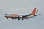 やまちゃんKさんが、那覇空港で撮影したチェジュ航空 737-8ASの航空フォト(写真)