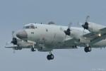 やまちゃんKさんが、那覇空港で撮影した海上自衛隊 P-3Cの航空フォト(写真)
