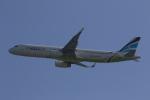 みるぽんたさんが、関西国際空港で撮影したエアプサン A321-231の航空フォト(写真)