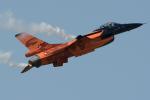 Tomo-Papaさんが、フェアフォード空軍基地で撮影したオランダ王立空軍 F-16AM Fighting Falconの航空フォト(写真)