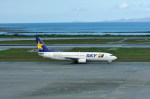 kumagorouさんが、那覇空港で撮影したスカイマーク 737-86Nの航空フォト(写真)