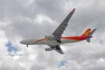 鈴鹿@風さんが、那覇空港で撮影した香港航空 A330-343Xの航空フォト(写真)
