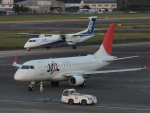M.Ochiaiさんが、宮崎空港で撮影したジェイ・エア ERJ-170-100 (ERJ-170STD)の航空フォト(写真)